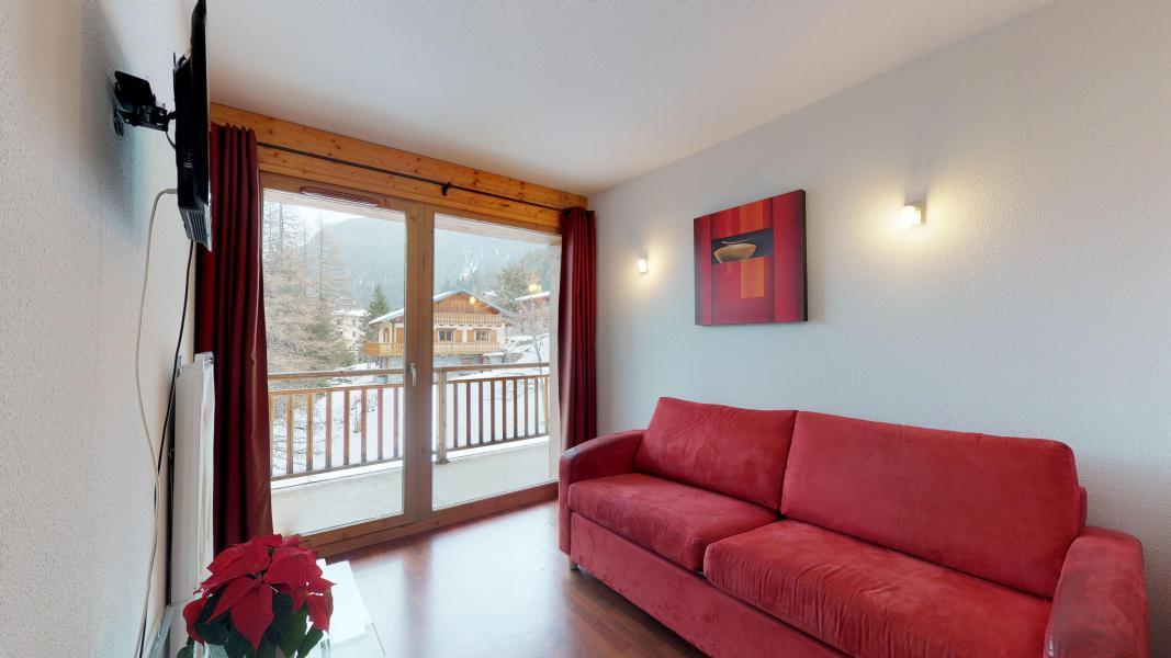 Location au ski Appartement 2 pièces cabine 6 personnes - Les Chalets de Florence - Valfréjus - Salle d'eau
