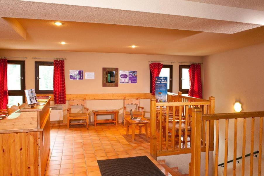 Rent in ski resort Les Chalets du Thabor - Valfréjus - Reception