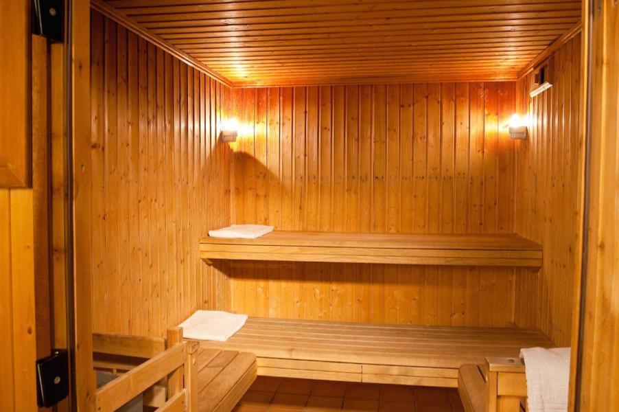 Skiverleih Les Chalets du Thabor - Valfréjus - Sauna