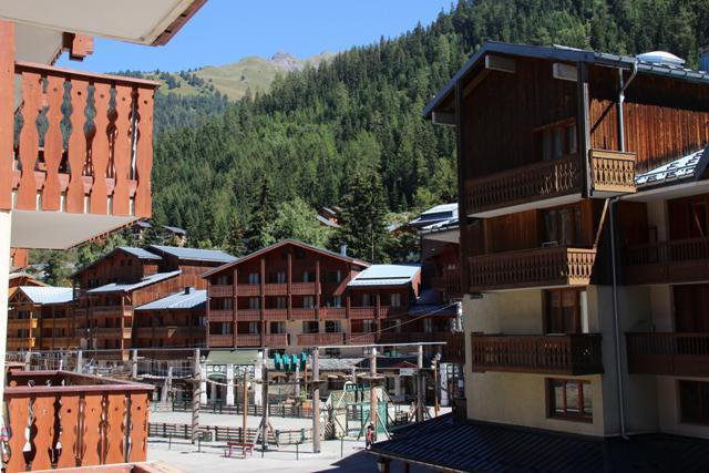Rent in ski resort Studio cabin 4 people (24) - Résidence Chavière - Valfréjus
