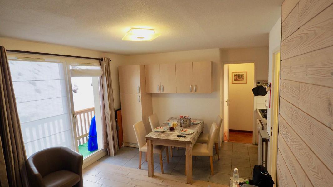 Аренда на лыжном курорте Апартаменты 2 комнат кабин 6 чел. (105) - Résidence Cheval Blanc - Valfréjus - Небольш&