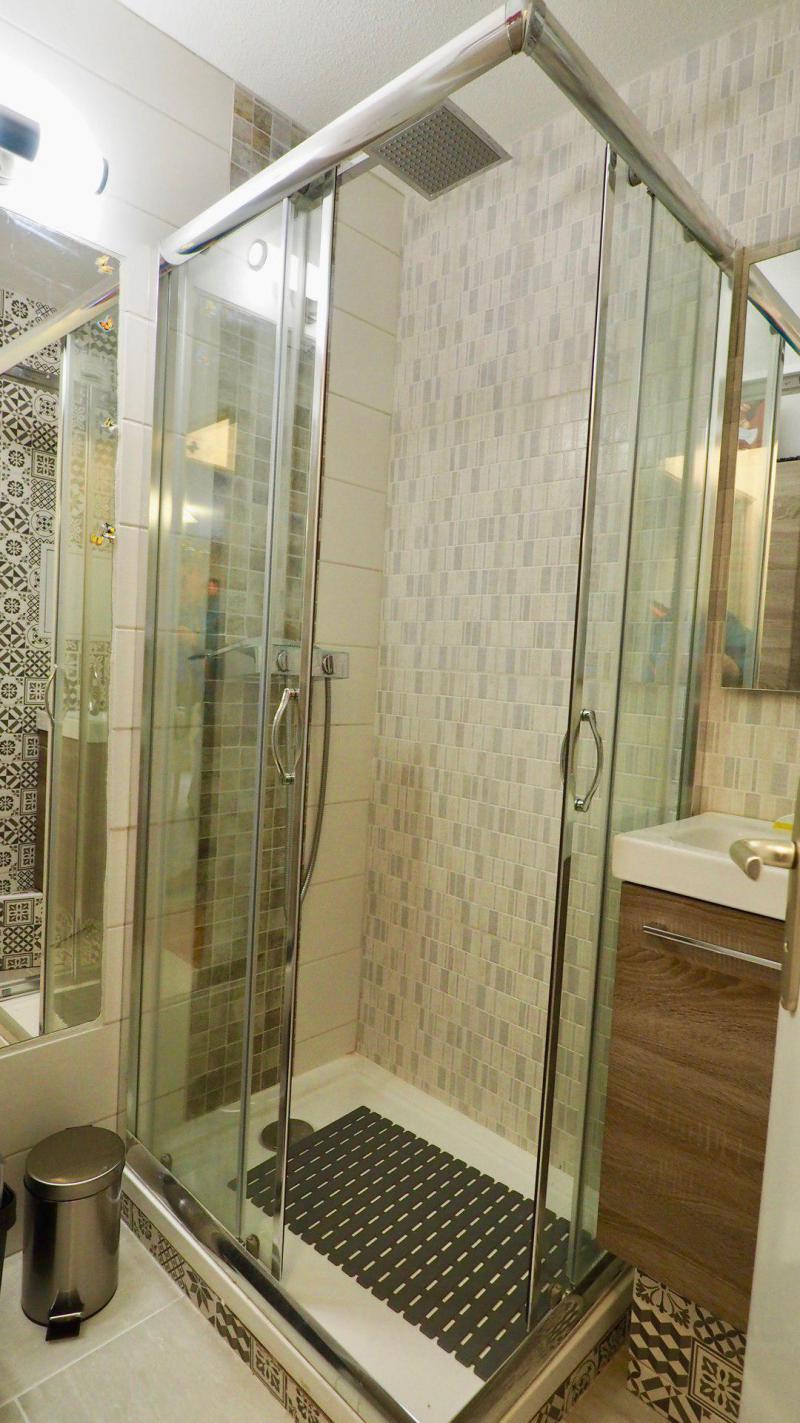 Аренда на лыжном курорте Апартаменты 2 комнат кабин 6 чел. (105) - Résidence Cheval Blanc - Valfréjus