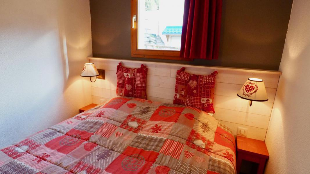 Аренда на лыжном курорте Апартаменты 3 комнат 6 чел. (44) - Résidence Cheval Blanc - Valfréjus - Комната