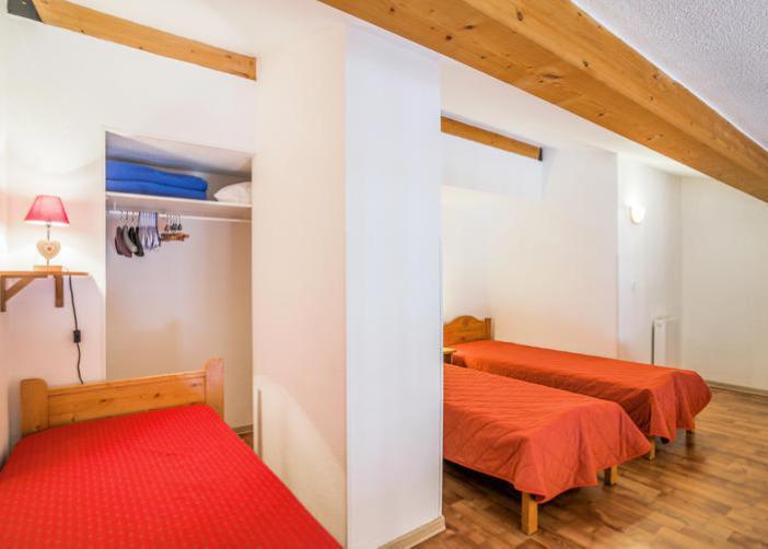 Аренда на лыжном курорте Апартаменты 3 комнат 7 чел. (72) - Résidence Cheval Blanc - Valfréjus - апартаменты