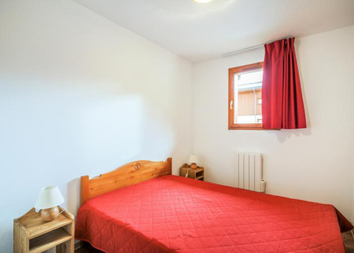 Аренда на лыжном курорте Апартаменты 3 комнат 7 чел. (72) - Résidence Cheval Blanc - Valfréjus - Комната