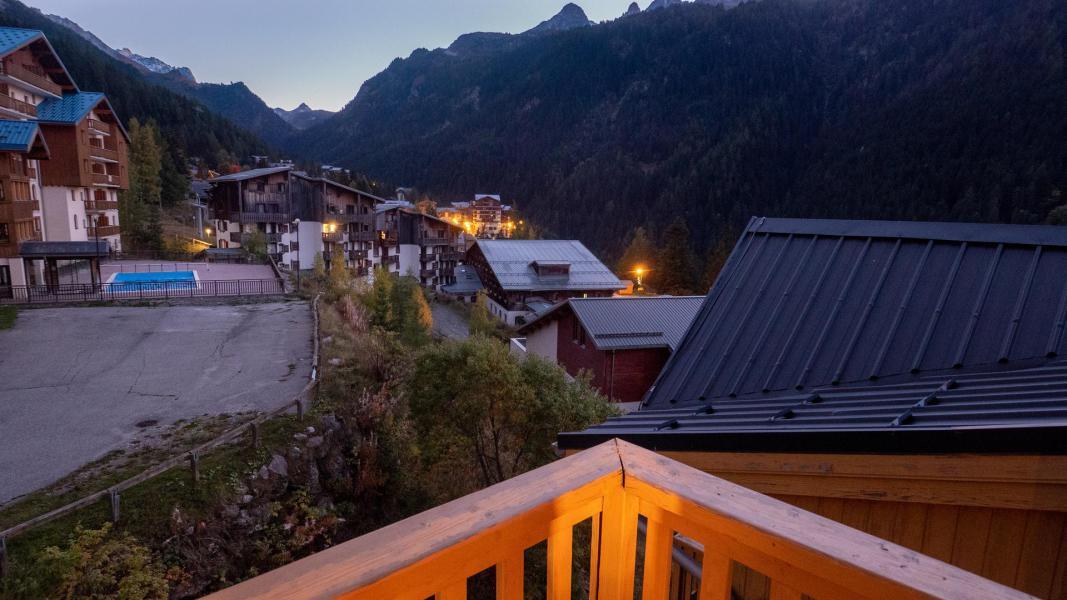 Аренда на лыжном курорте Апартаменты 3 комнат 6 чел. (62) - Résidence Cheval Blanc - Valfréjus