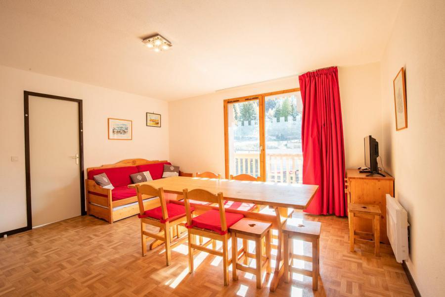 Wynajem na narty Apartament 3 pokojowy 8 osób (65) - Résidence du Cheval Blanc - Valfréjus