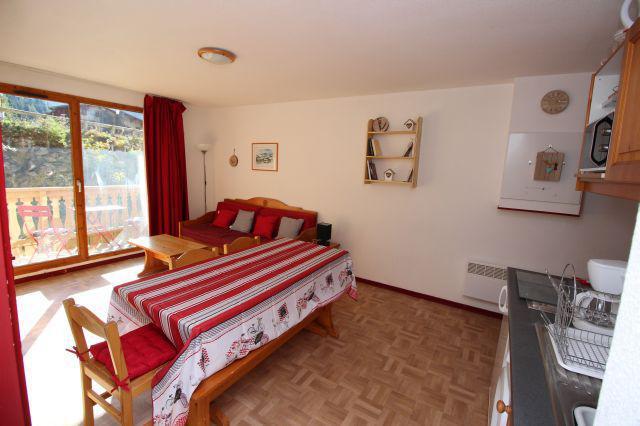 Wynajem na narty Apartament 3 pokojowy 6 osób (30) - Résidence du Cheval Blanc - Valfréjus