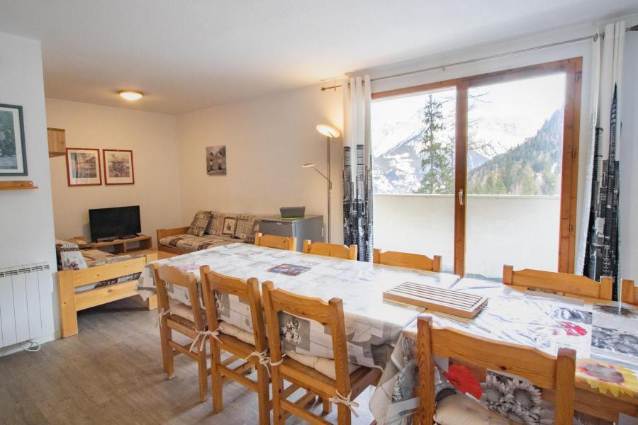 Аренда на лыжном курорте Апартаменты 3 комнат кабин 10 чел. (08) - Résidence Grand Argentier - Valfréjus