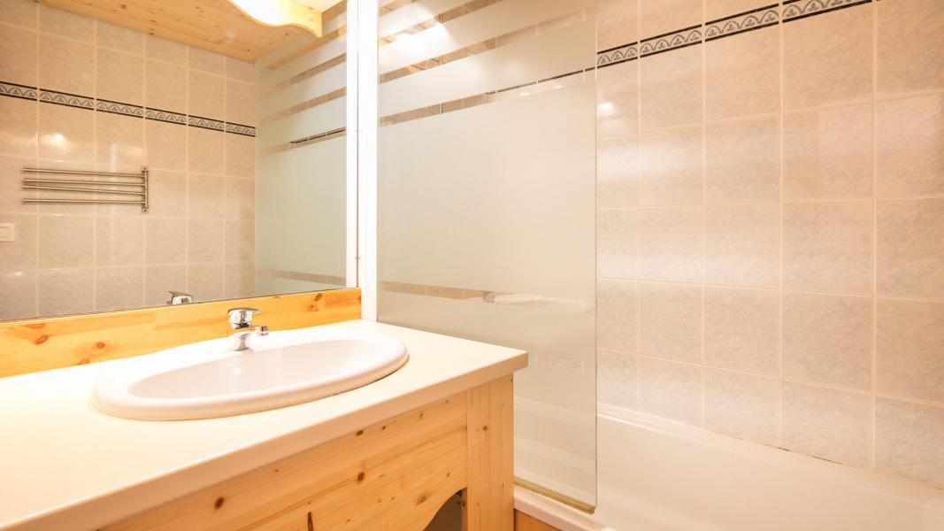 Alquiler al esquí Résidence la Turra - Valfréjus - Cuarto de baño