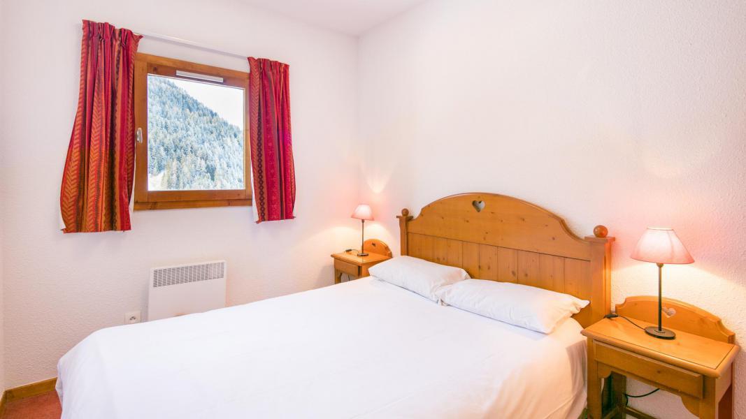 Rent in ski resort Résidence la Turra - Valfréjus - Double bed