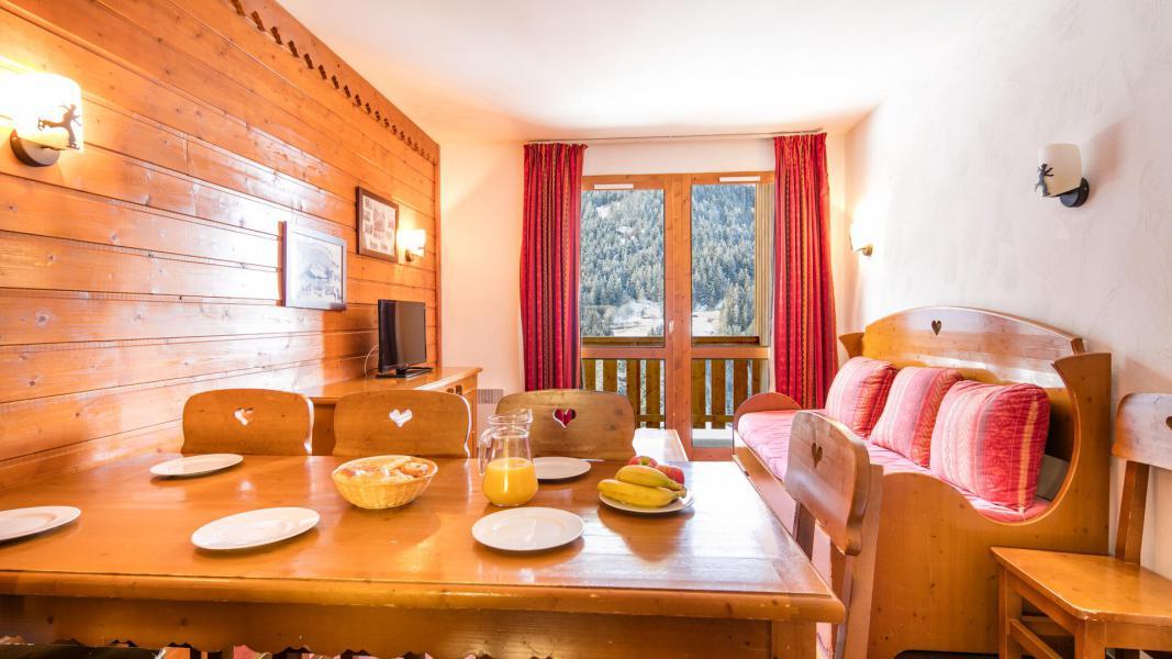 Location au ski Résidence la Turra - Valfréjus - Salle à manger