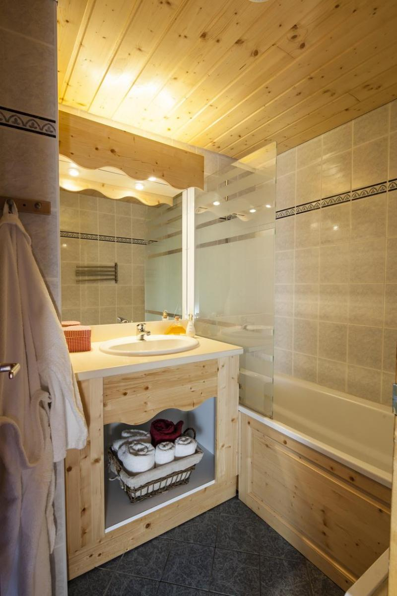 Location au ski Residence La Turra - Valfréjus - Salle de bains