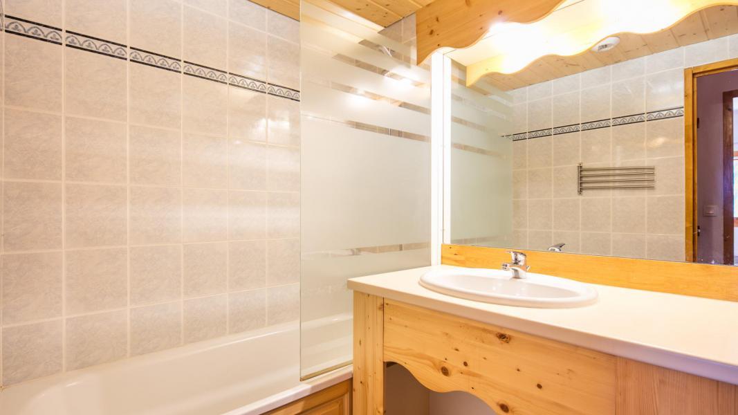 Location au ski Résidence la Turra - Valfréjus - Salle de bains