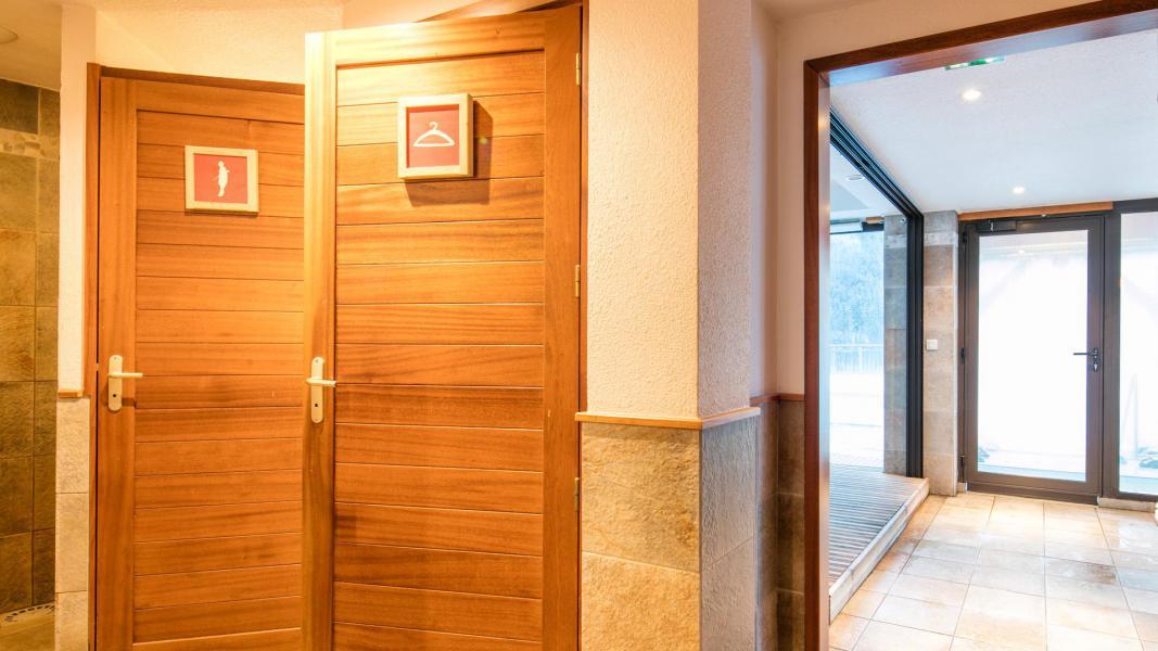 Alquiler al esquí Résidence la Turra - Valfréjus - Sauna