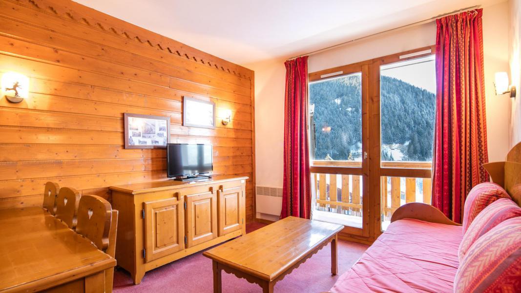 Location au ski Résidence la Turra - Valfréjus - Séjour