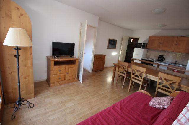 Location au ski Appartement 3 pièces cabine 8 personnes (04) - Résidence le Belvédère Busseroles - Valfréjus