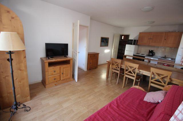 Location au ski Appartement 3 pièces cabine 8 personnes (04) - Residence Le Belvedere Busseroles - Valfréjus