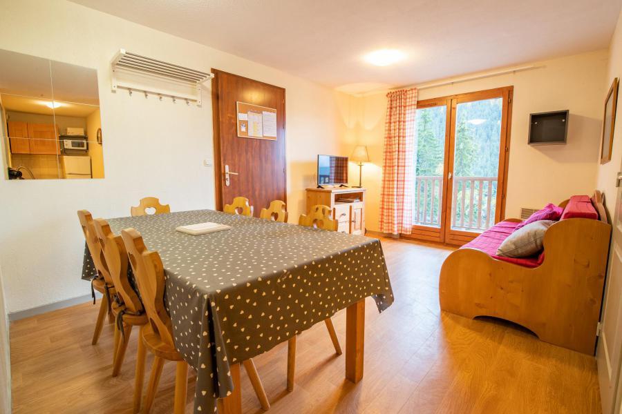 Location au ski Appartement 3 pièces cabine 8 personnes (12) - Résidence le Belvédère Busseroles - Valfréjus