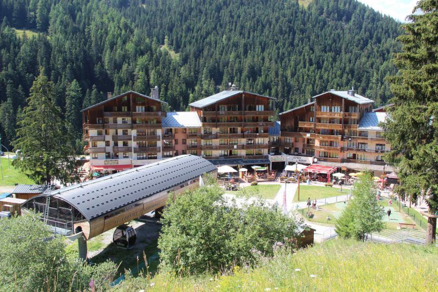 Аренда на лыжном курорте Résidence le Thabor A - Valfréjus
