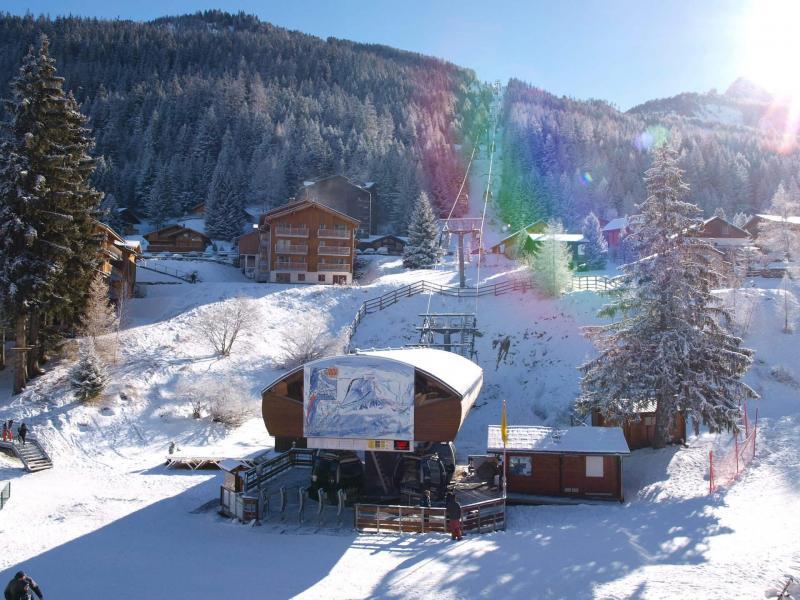 Location au ski Residence Le Thabor C - Valfréjus