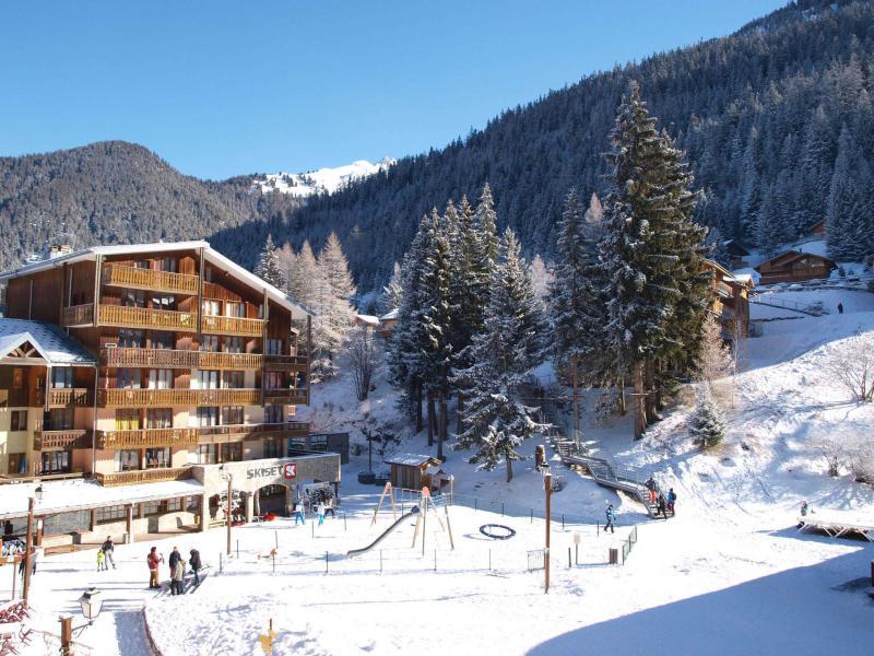 Location au ski Residence Le Thabor D - Valfréjus