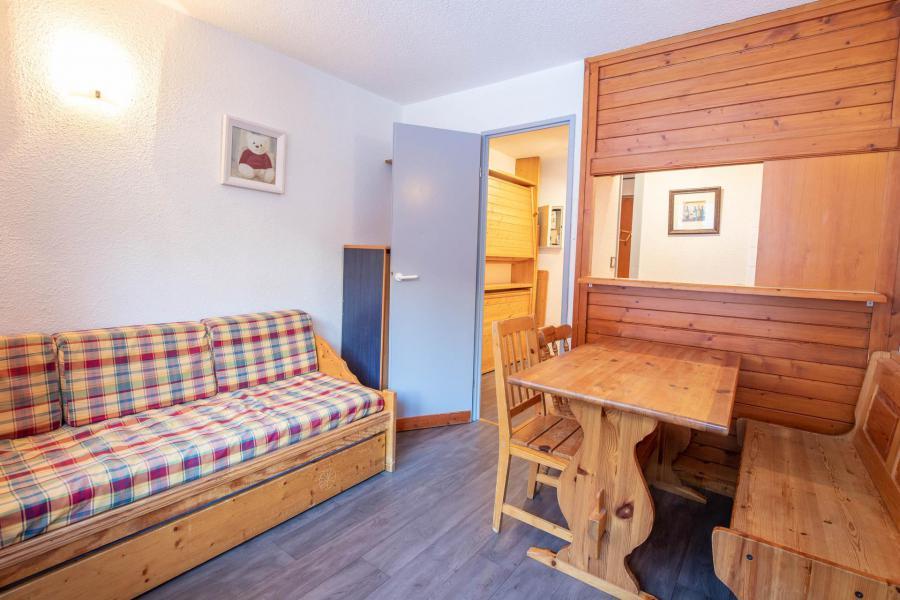 Аренда на лыжном курорте Квартира студия для 4 чел. (138) - Résidence le Thabor D - Valfréjus - апартаменты