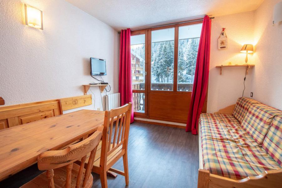 Аренда на лыжном курорте Квартира студия для 4 чел. (138) - Résidence le Thabor D - Valfréjus - Салон
