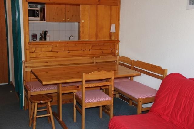 Location au ski Studio cabine 4 personnes (THAD131) - Residence Le Thabor D - Valfréjus - Kitchenette