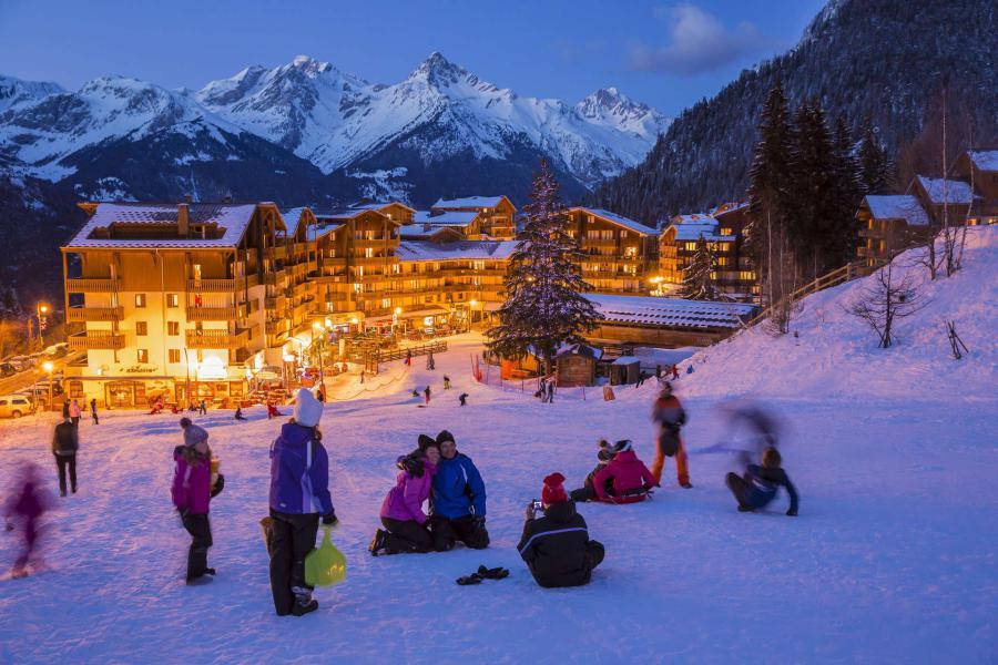 Location au ski Residence Le Thabor E - Valfréjus