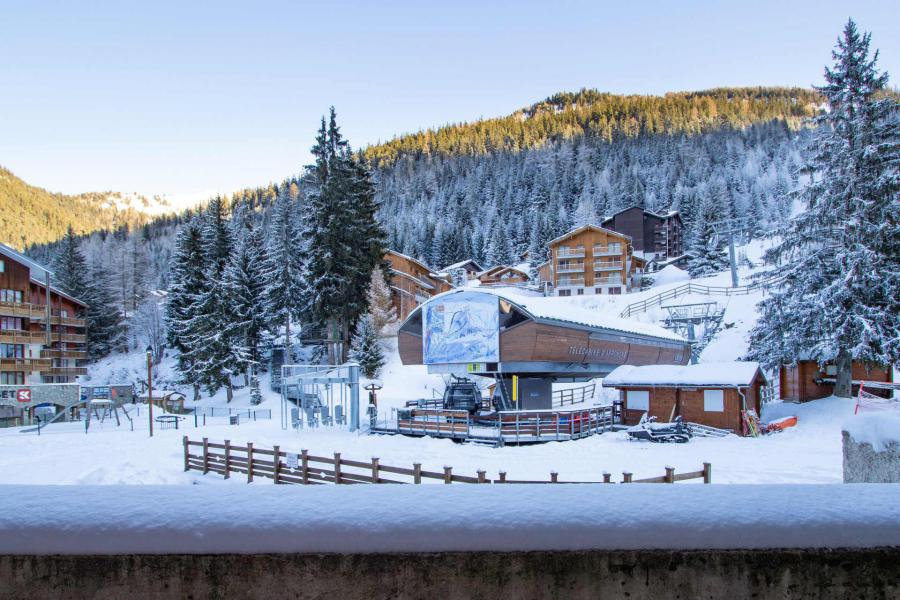 Аренда на лыжном курорте Квартира студия кабина для 4 чел. (174) - Résidence le Thabor E - Valfréjus