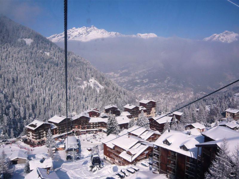 Аренда на лыжном курорте Résidence le Thabor E - Valfréjus