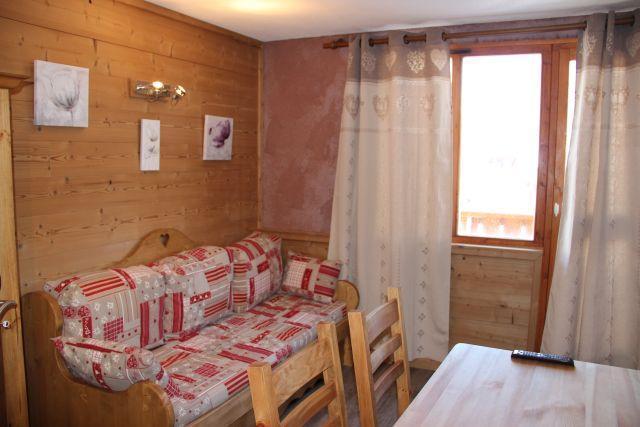 Location au ski Studio 4 personnes (1566) - Residence Les Melezets 1 - Valfréjus