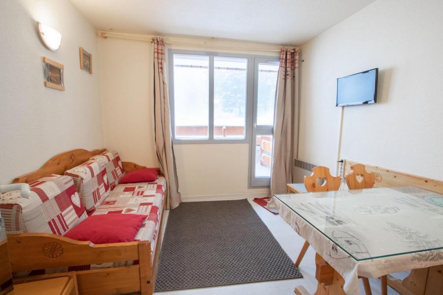 Location au ski Studio 3 personnes (1113) - Résidence les Mélèzets 1 - Valfréjus