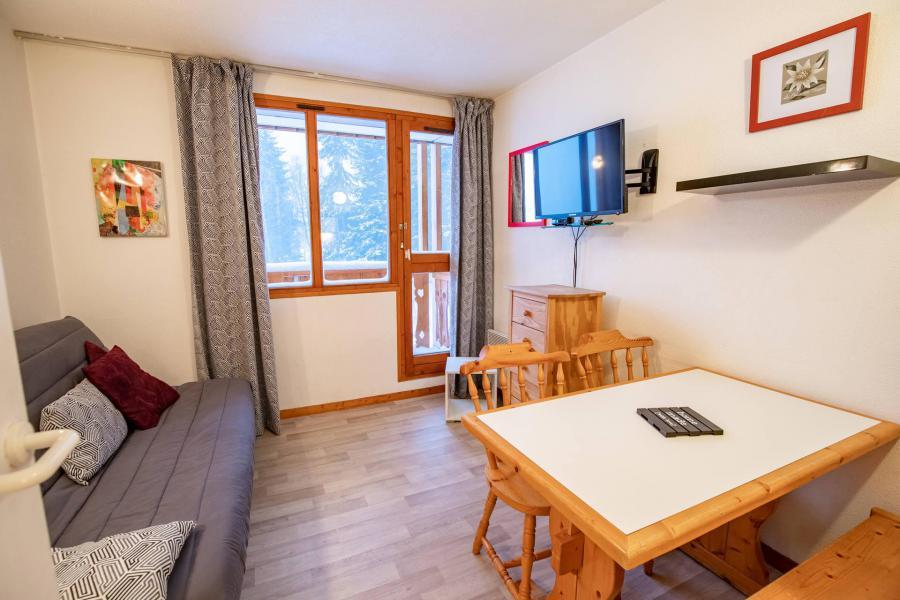 Location au ski Studio coin montagne 3 personnes (1458) - Résidence les Mélèzets 1 - Valfréjus