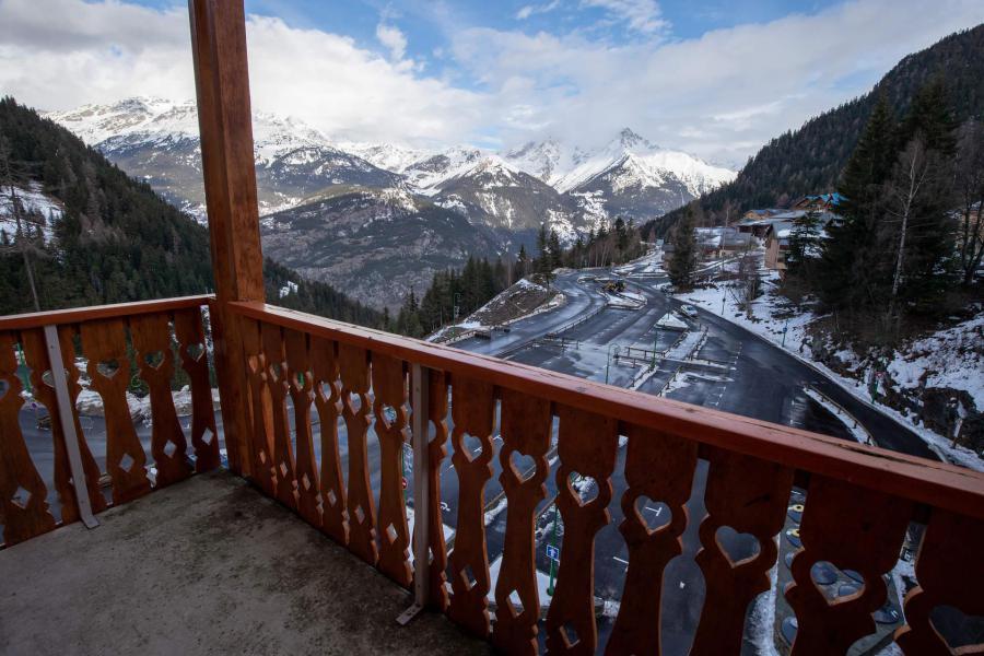 Location au ski Studio 3 personnes (1566) - Résidence les Mélèzets 1 - Valfréjus
