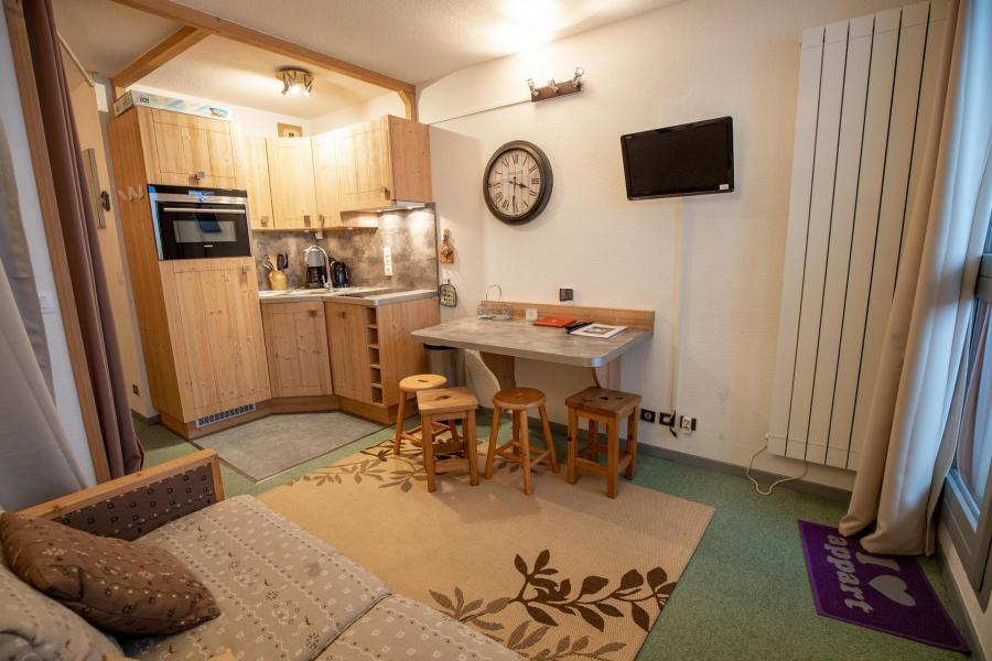 Location au ski Studio 3 personnes (1109) - Résidence les Mélèzets 1 - Valfréjus - Appartement