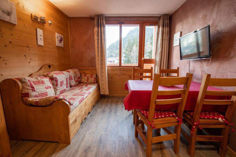Location au ski Studio 3 personnes (1566) - Résidence les Mélèzets 1 - Valfréjus - Appartement