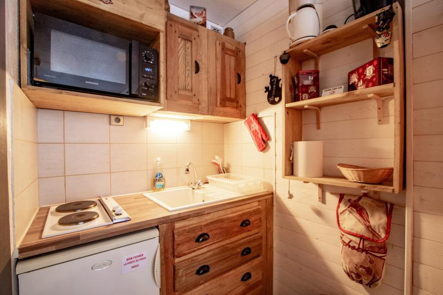 Location au ski Studio coin montagne 4 personnes (2102) - Residence Les Melezets 2 - Valfréjus