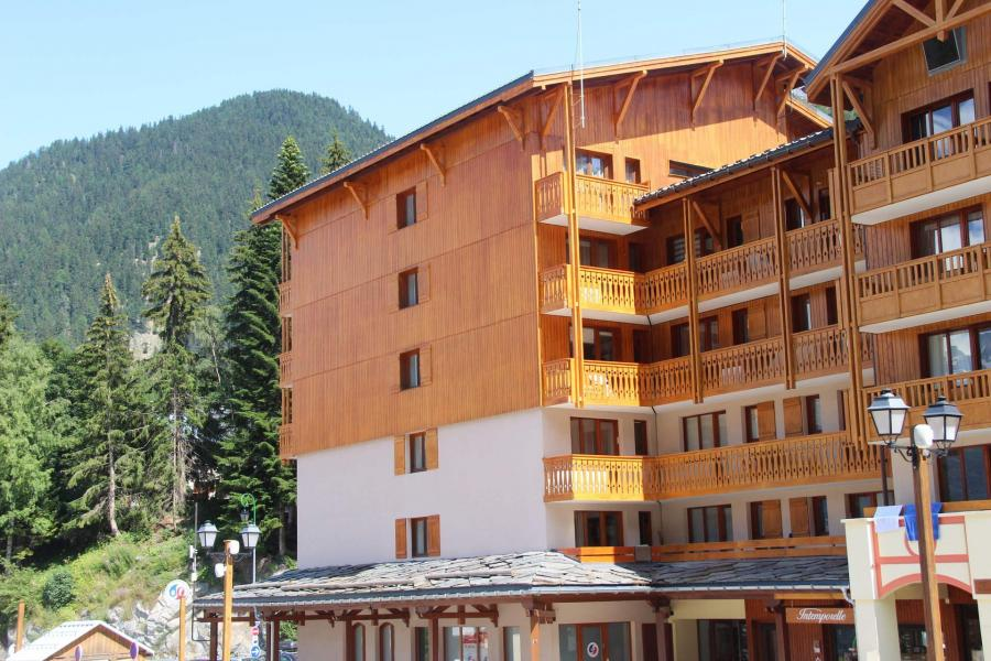 Location au ski Residence Les Melezets 2 - Valfréjus