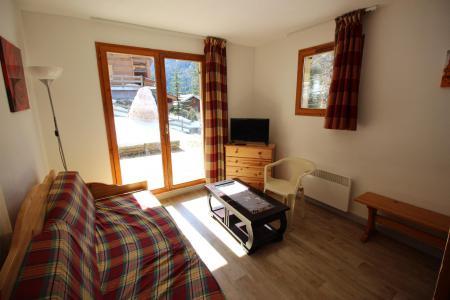 Rent in ski resort 3 room apartment 6 people (C2) - Chalet Arrondaz C - Valfréjus - Apartment