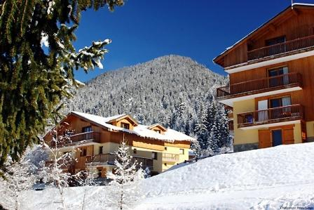 Location Chalet Arrondaz F