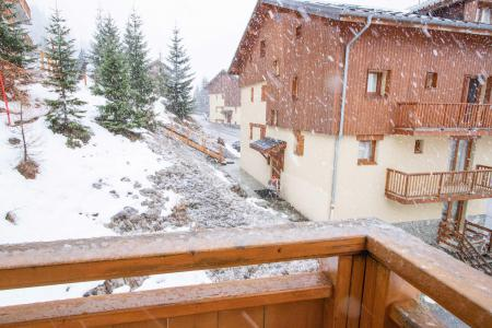 Rent in ski resort 3 room apartment 6 people (G14) - Chalet Arrondaz G - Valfréjus