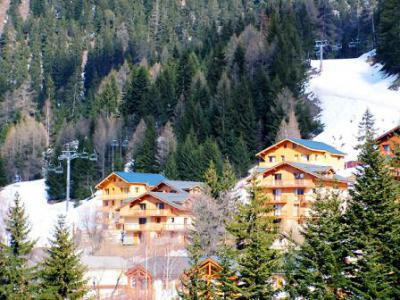 Rental Valfréjus : Chalet Arrondaz I winter