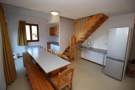Rent in ski resort 5 room duplex apartment cabin 12 people (I21) - Chalet Arrondaz I - Valfréjus