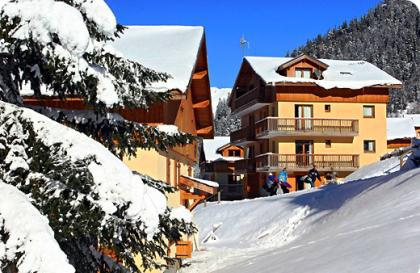 Accommodation Chalets d'Arrondaz