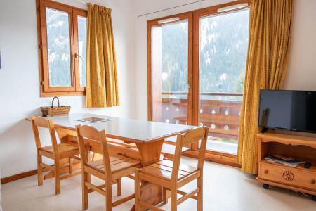 Rent in ski resort 3 room apartment 6 people (J24) - Chalets d'Arrondaz - Valfréjus