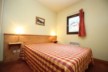 Location au ski Appartement 2 pièces 4 personnes (116) - Chalets Du Thabor - Valfréjus - Lit double