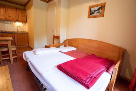 Location au ski Appartement 2 pièces 4 personnes (231) - Chalets Du Thabor - Valfréjus - Banquette-lit