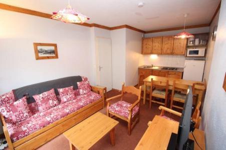 Location au ski Appartement 3 pièces 6 personnes (156) - Chalets Du Thabor - Valfréjus - Cuisine